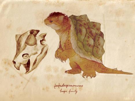 testudospicasaurus