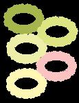 Limeade Oval Frames Free Download