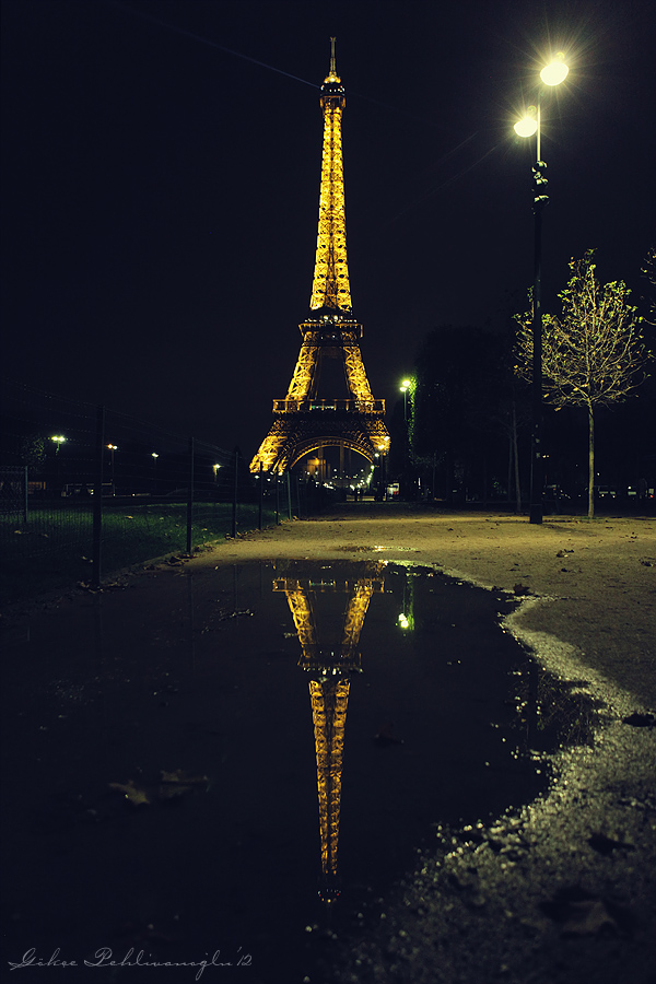 Paris 2012 01 - Paris After Rain by Anahita
