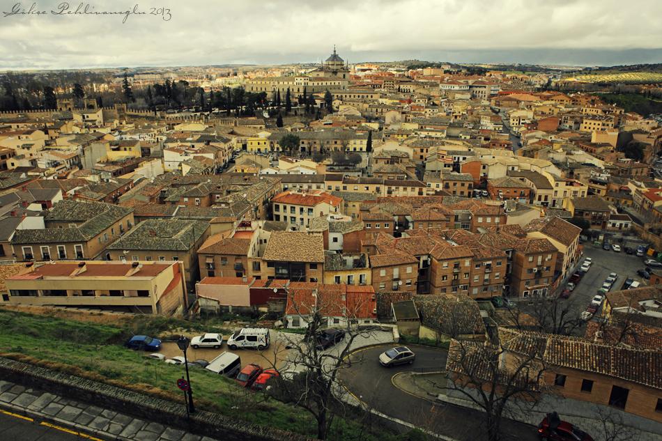 Toledo 1 by Anahita
