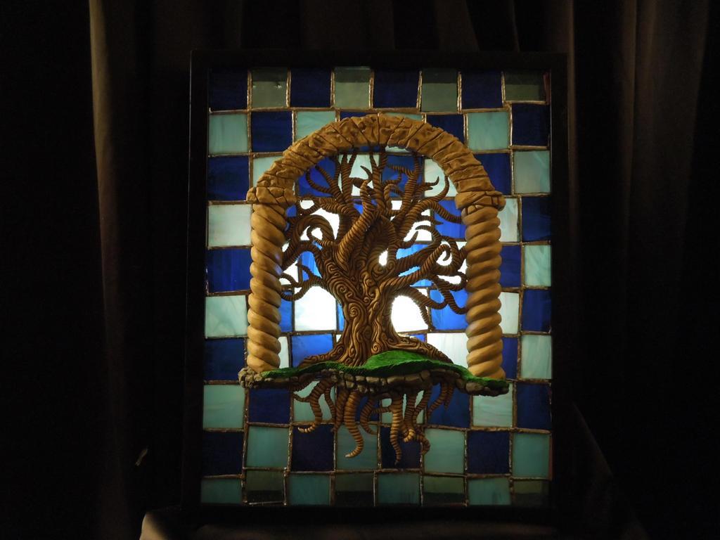 Tree Of Life by Tiamatus