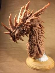 Ancient Dragon by Tiamatus