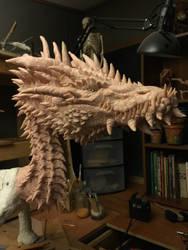 Titan Dragon WiIP 9