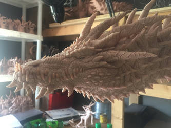 Titan Dragon WIP 10