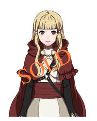 Game Sprite Adopt  (SOLD) by Mihashi-Harumi-chan