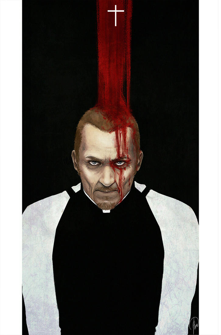 Exorcist by Fishik