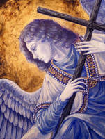 The Blue Angel by NikiAndo