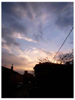 Late sky by xpazeman