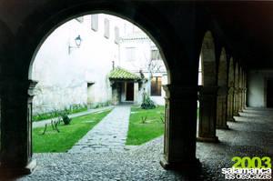 Salamanca2003 - Las descalzas by xpazeman