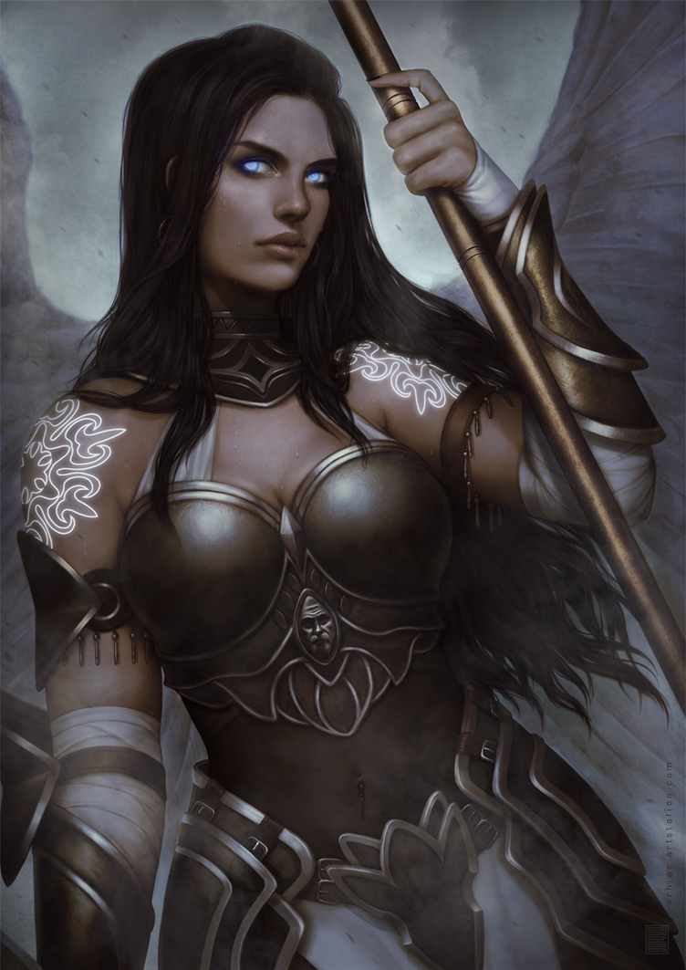 .: Executioner Angel :. by arhiee