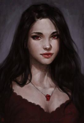 .: Bellamina's Blood Fist :.