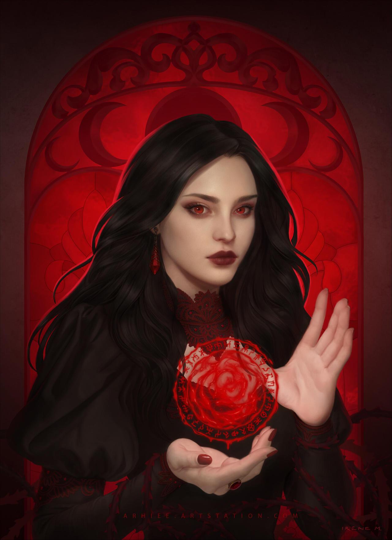 .: Bloodmoon Bellamina :.