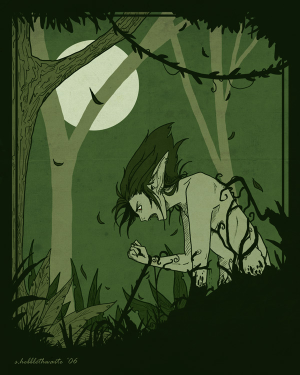 Rooted by silentkitty