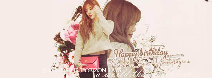 [Cover 3#] [share PSD] Happy Birthday Hyomin