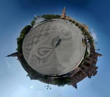 Sevilla - Plz Espana