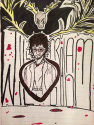 Will Graham (Hannibal) by Elibuscus