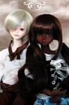 Mei-Mei-chan and Kudo