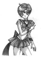 Sailor Uranus by Kasandraleigh