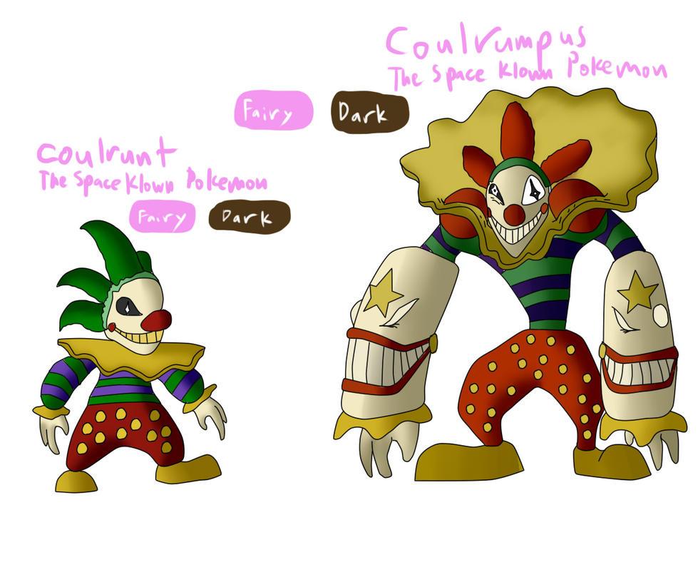 Pokemon In Space Coulrunt Family 410752488