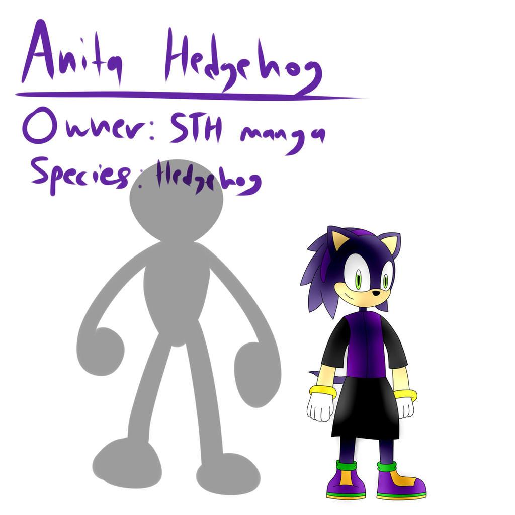 Anita Hedgehog Redux By Tipsyra1d3n On Deviantart
