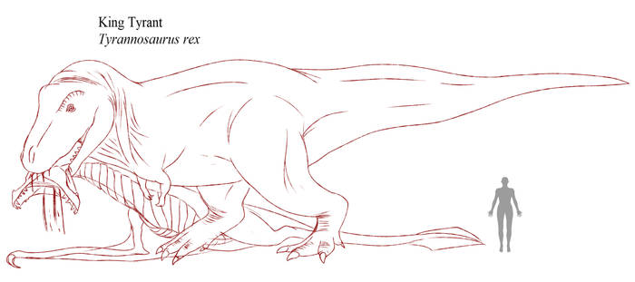 Bestiary - Tyrannosaurus rex