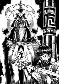 Baron Sukumvit (FF fanart)
