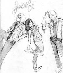 Jace + Minah by Sushyee