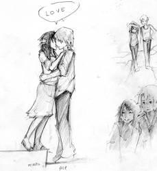 Jace + Minah: Love by Sushyee