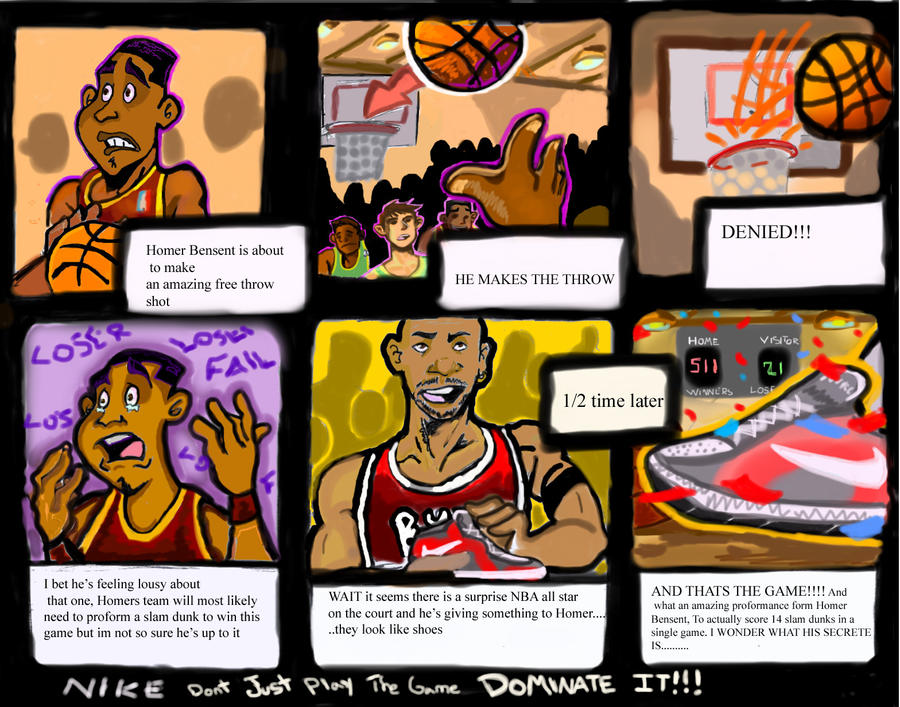 Shoe Commercial Storyboard By AnimatedDragon On Deviantart