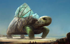 Carrier Turtle by pokepetter