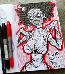 Zombie Rumbera