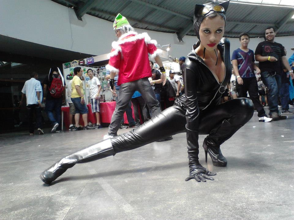 catwoman cosplay arruaceiro ragnarok cosplay by luualima on