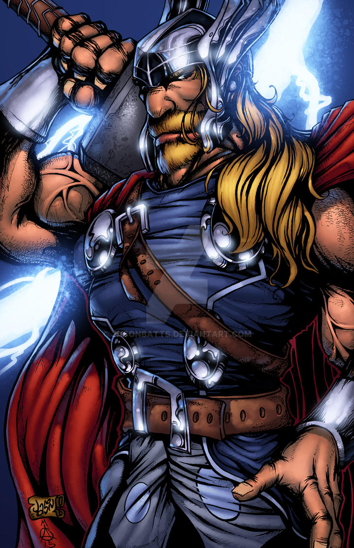 Thor by Jasonbatts