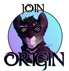 Join Origin! by Astralskye