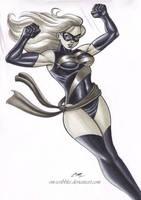 Ms. Marvel Sketch by em-scribbles