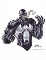 Venom by em-scribbles