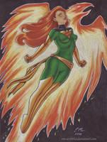Phoenix Commission by em-scribbles