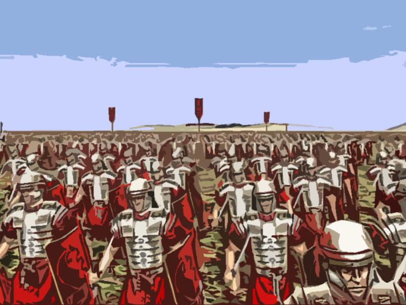 Roman Legion by Zagreb-Dubrava