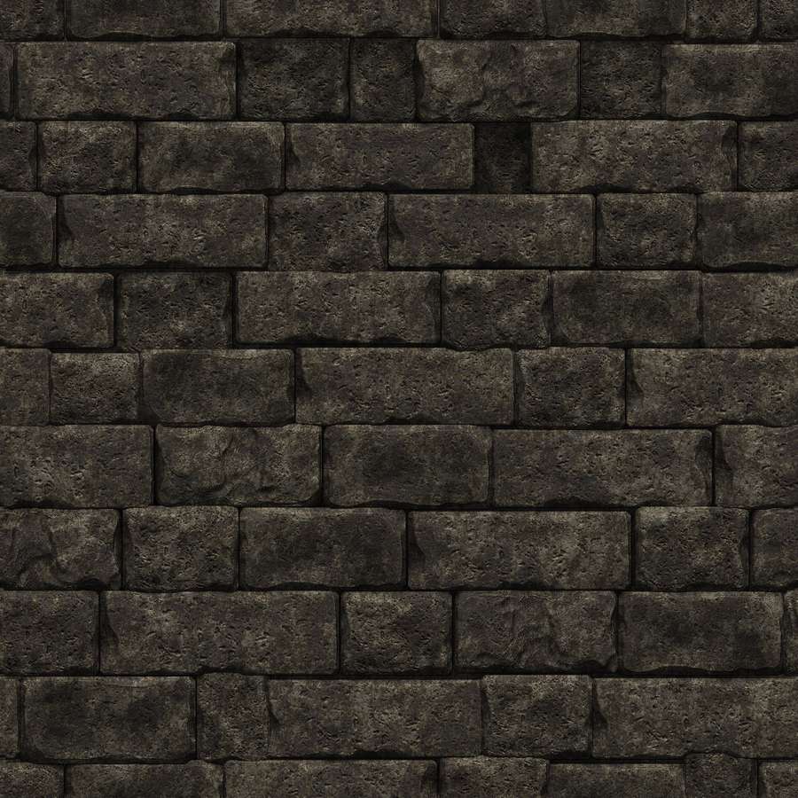 Tileable Stone Wall Texture The Image