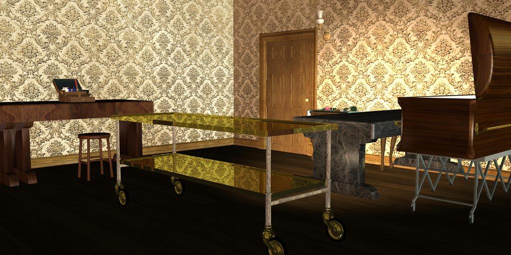 Edwardian Era Embalming Room by gloveslover99 on DeviantArt