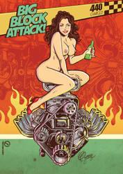 Big Block Attack! by christiano-bill