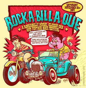 Rockabillaque 2014 - Festival