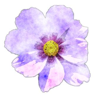 Watercolor Flower21 By Lavandalu On Deviantart
