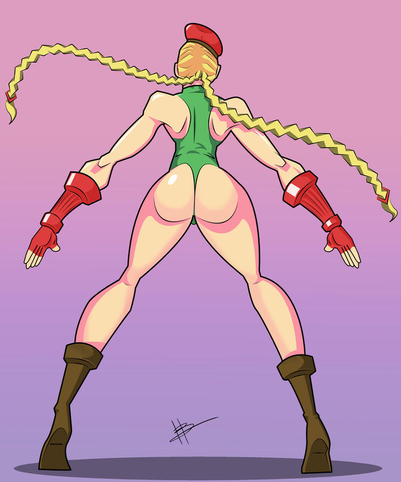 Cammy back by hberbert