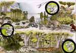Lost Shore, Permian Patch(Herbivores)
