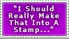 The ISRMTIAS Stamp