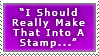 The ISRMTIAS Stamp by TheSnowDrifter