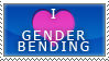 I Heart Gender Bending Stamp by TheSnowDrifter