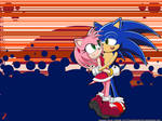 Sonic and Amy for the Win