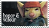 Despereaux HonorValour Stamp by TheSnowDrifter